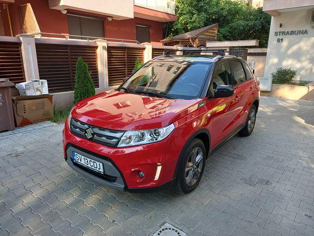 Suzuki vitara 2017euro6 1,6 benzina cutie  automată km 25000mii realii