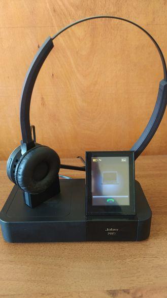 Безжична базова станция Jabra 9400 и слушалки
