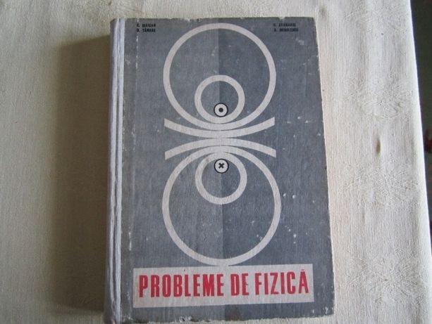 Probleme de fizica pentru licee C. Maican, D. Tanase, V. Atanasiu, sa.