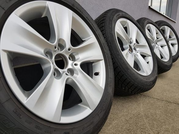 BMW БМВ джанти гуми