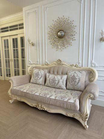 Новая! Мягкая мебель для гостинной
