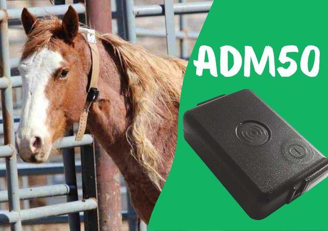 GPS трекер ADM50 для лошади, верблюды, кобылы и КРС в Алматы