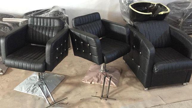 Парикмахерские кресла к-07