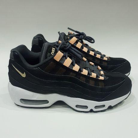 Nike Air Max 95 Se Black White 40 100% originali