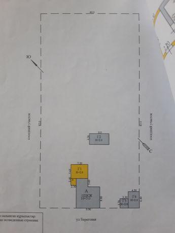 Продам дом в с.Новопокровка ул Береговая 42