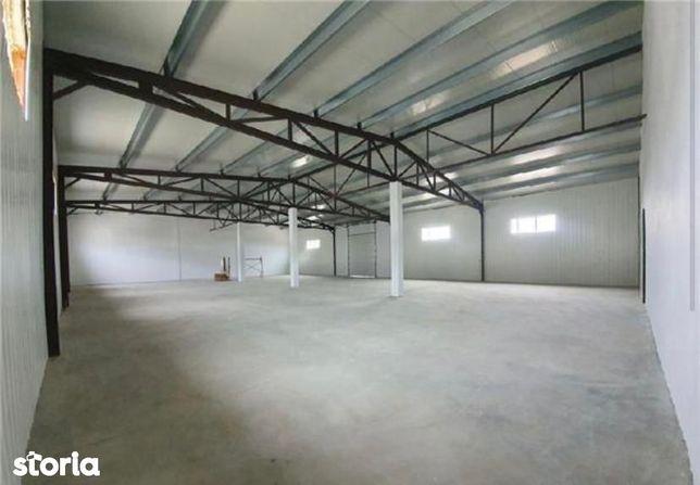 Hala industriala, 1250Mp, Parta