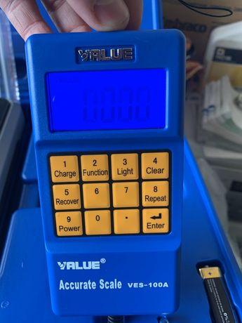 Cantar value ves 100kg freon electronic frigotehnie nou