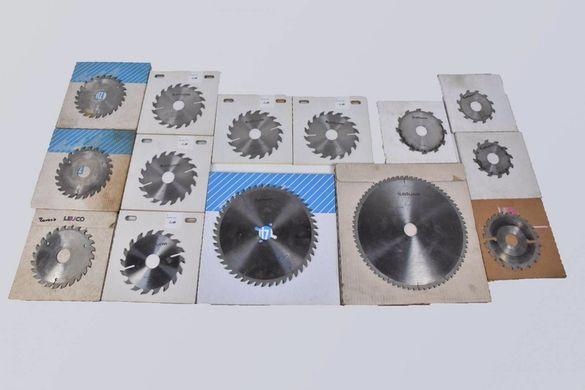 Циркълярни дискове за мдф пдч масив