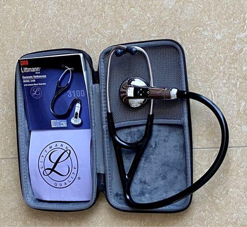 Продам электронный стетоскоп Литман 3100