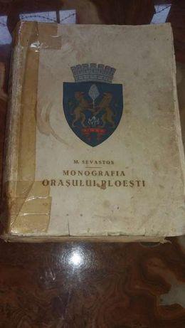Monografie Ploiesti Sevastos1937
