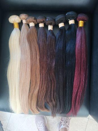 Естествена коса Реми от фабрика