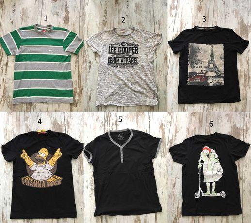 Мъжки тениски размер S