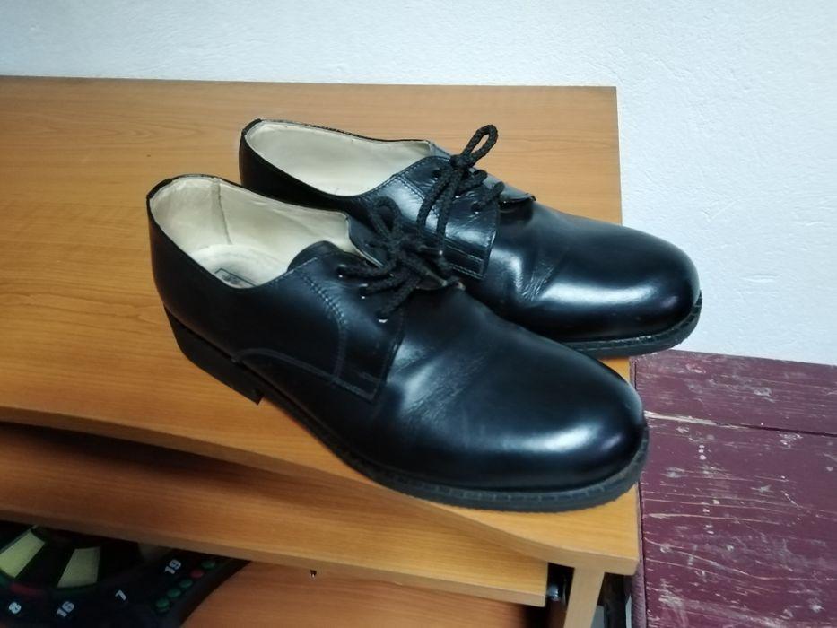 Pantofi din piele Reghin - imagine 1