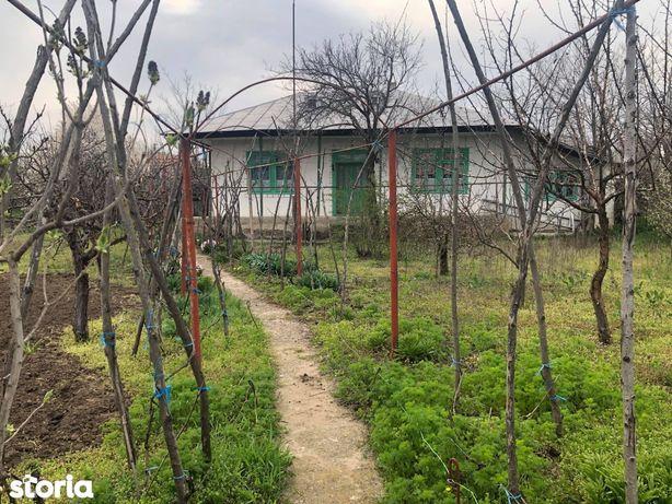 Vand casa+ teren - sat Moscu (Galati)