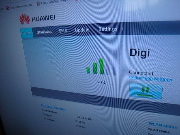 huawei e5180s-22 4g lte cube router modem 4g portabil