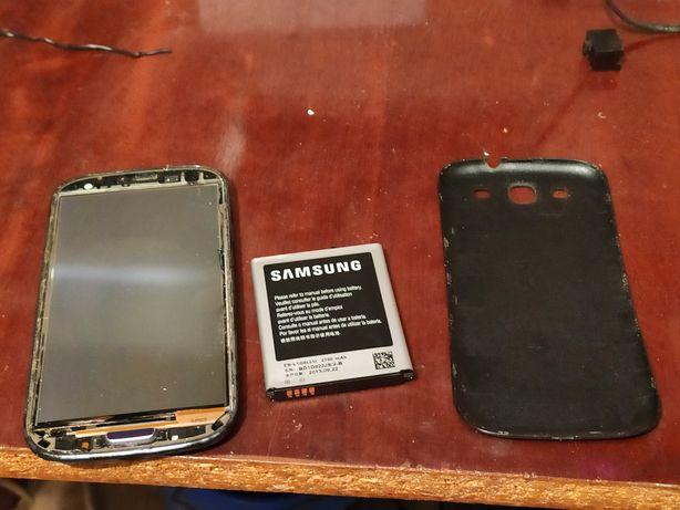 Samsung s3 fara display