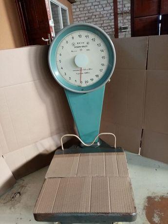 Продам весы 20 кг