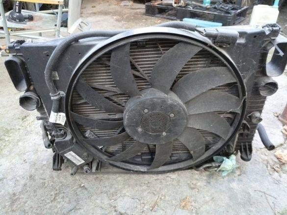 Радиатор за Mercedes e50 AMG модел 211 година 2002 2008