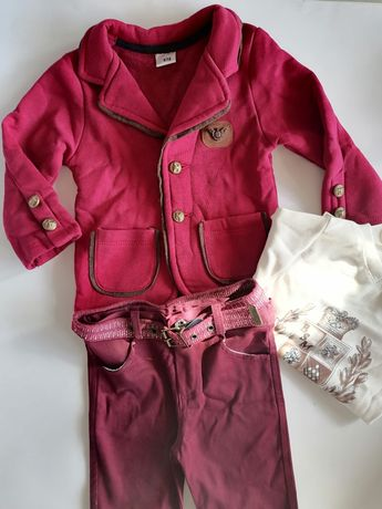 Детски комплект със сако