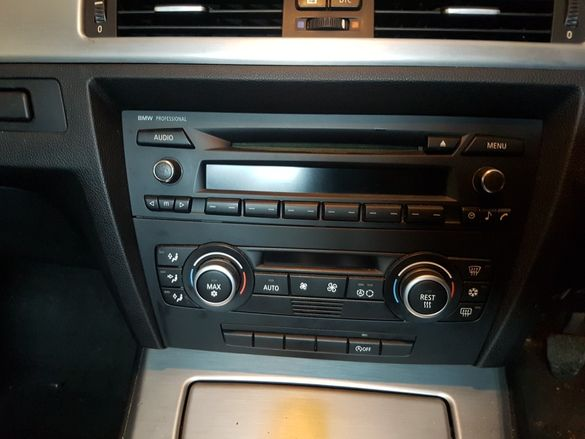 Cd bmw e90 e91 lci фейсово радио бмв е90 е91 е87