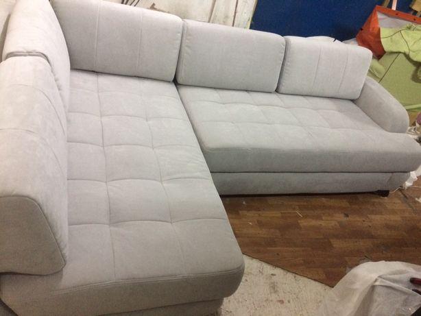Перетяжка мебели, реставрация, изготовление на заказ.
