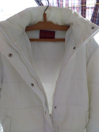 Дамско бяло яке
