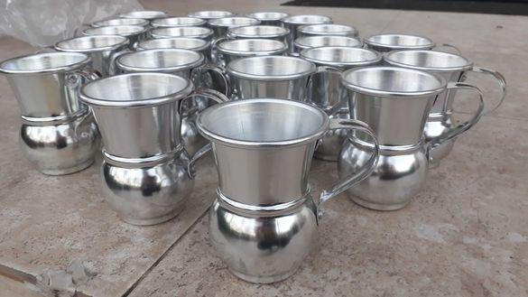Алуминиеви чаши за айрян