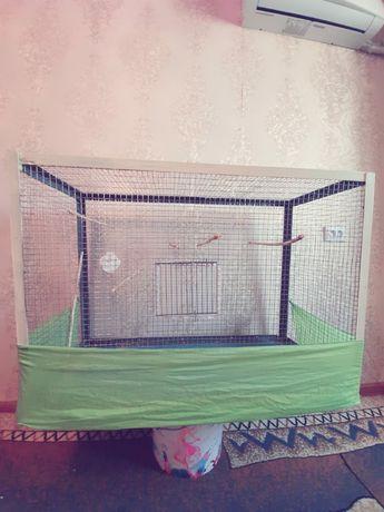 Клетка для птиц (попугай)