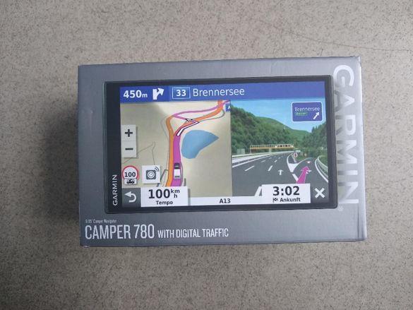 GPS Garmin Camper 780 MT-D