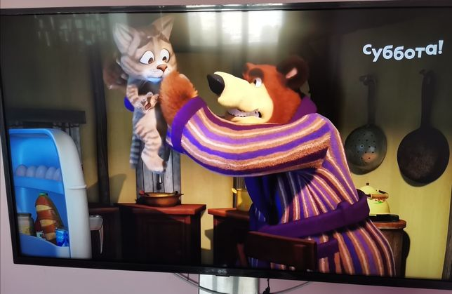 "Smart TV LG UHD 4K 43""(108см)"