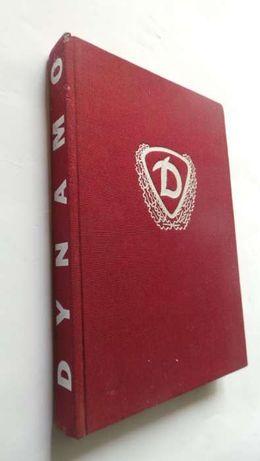 Almanahul Clubului Sportiv Dynamo Berlin (DDR) din anul 1977