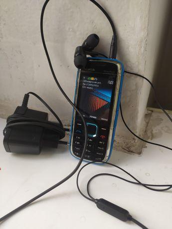 Кнопочный телефон Nokia Xpress Music 5130