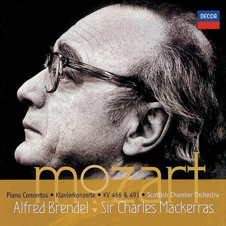 CD Mozart - Piano Concertos 466, 491 Brendel - Decca