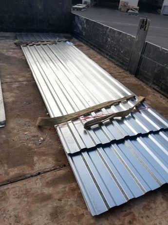 Оцинкованные листы на забор, на крышу!