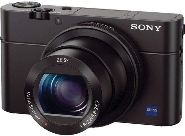 Sony Cyber Shot DSC-RX100 III 20.1MP FullHD+card 128gb,sigilat