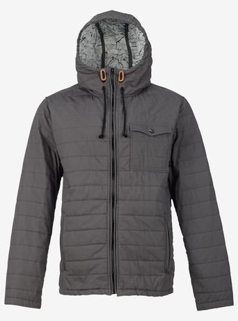 Burton Men's Mb Sylus Dark Ash