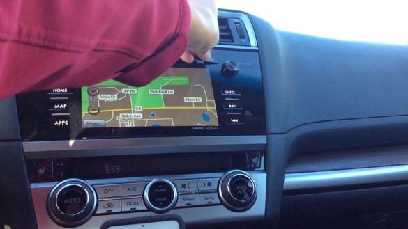 2020 Subaru Оригинална Micro Sd Card GEN2 Europe Навигационна Сд Карта