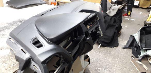 Автомобилна кожа за реставриране на табла и кори на автомобили
