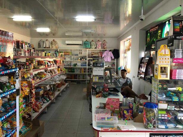 Магазин, парикмахерская