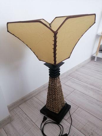 Veioza lemn  75 cm
