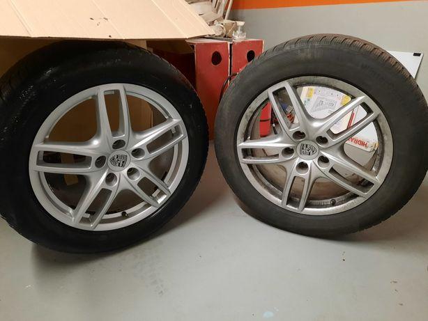 Jante VW/Audi/Porsche  iarna