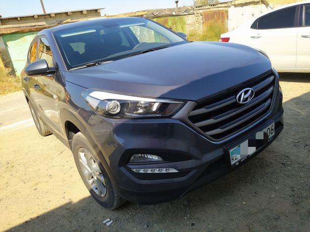 Hyundai Tucson 2016г.