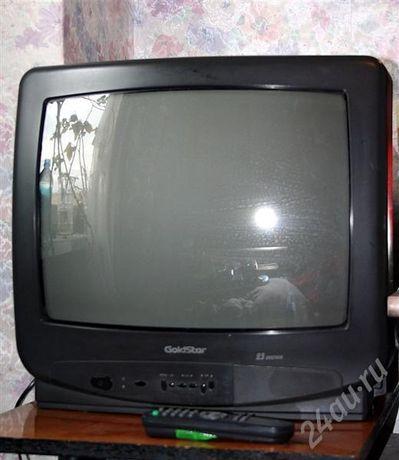 Продам телевизор GoldStar сделан в Корее