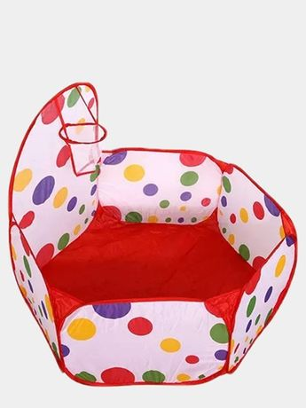 Игровой манеж складной, сухой бассейн с шариками