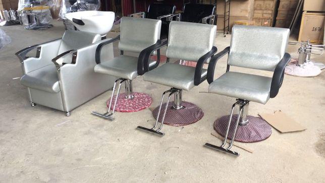 Кресла новые новое парикмахерские
