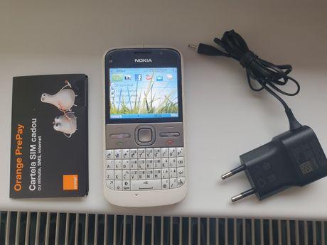 Nokia E5 + cartela orange cu numar si oferta