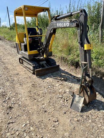 Inchiriez excavator 1.5tone