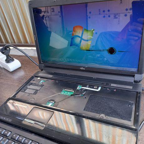 Продам ноутбук кора 3  на запчасти . Или востановление