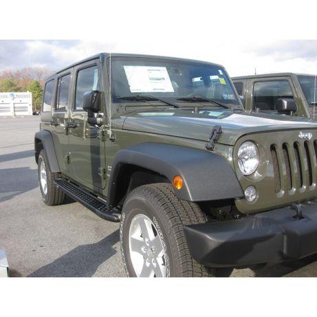 Praguri Laterale Jeep WRANGLER [07-16]