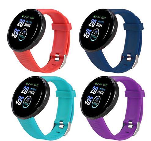 Ново! Смарт гривна часовник Фитнес Smart Band Watch Bluetooth, 5 Цвята